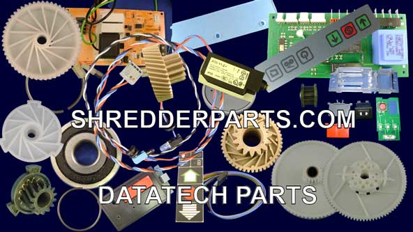 Datatech Paper Shredder Parts