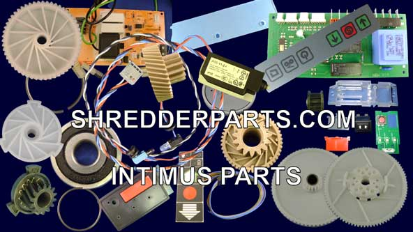 Intimus Paper Shredder Parts