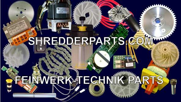Feinwerk-Technik Paper Shredder Parts